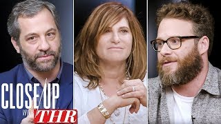 Video Full Producers Roundtable: Amy Pascal, Judd Apatow, Seth Rogen, Ridley Scott | Close Up with THR MP3, 3GP, MP4, WEBM, AVI, FLV Agustus 2018