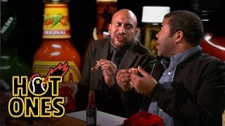 Video Key & Peele Lose Their Minds Eating Spicy Wings | Hot Ones MP3, 3GP, MP4, WEBM, AVI, FLV Juli 2018