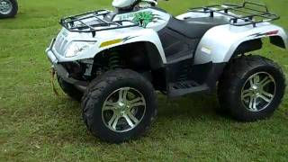 5. Arctic Cat ThunderCat H² Gainesville Fl 1-866-371-2255 near Lake City Starke Ocala FL