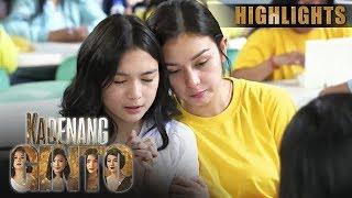 Cassie at Romina, nilabanan ang kanilang hirap na pinagdadaanan | Kadenang Ginto (With Eng Subs)