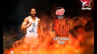 Farhan Akhtar as Milkha Singh in Bhaag Milkha Bhaag