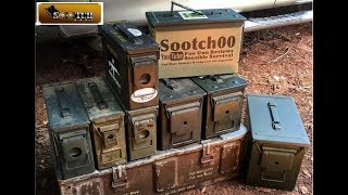 Why Ammo Cans? 25 Survival UsesSootch T-Shirts & Mugs : https://teespring.com/stores/sootch00USNERDOC Channel:https://www.youtube.com/user/USNERDOCFire Tinder: https://ingallscreek.comBe a Team Sootch Minuteman: https://www.patreon.com/Sootch00Sootch00 Gear available at: https://teespring.com/Sootch00Thanks For Watching, Liking & Subscribing! ~ Sootch00Music is from Jingle Punks Royalty Free Music through the Fullscreen Network. Used with permission.