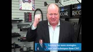 Cold Calling, Gatekeepers, Sales Prospecting Training Video. Claude Whitacre