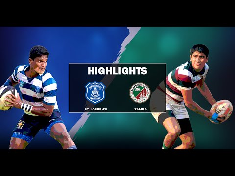 Match Highlights - St. Joseph's College V Zahira College  2019