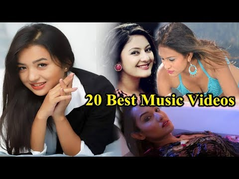 (20 Best Music Videos उत्कृष्ट २० म्युजिक भिडियोहरु....- 1 hour, 40 minutes.)