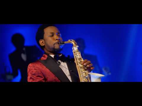BeeJay Sax  --  Awesome God
