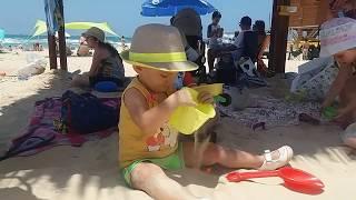 Freak Family Summer Vacation Vlog קיץ בים 2017