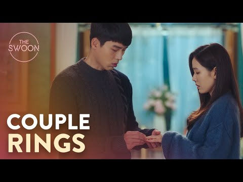Hyun Bin makes it official with couple rings | Crash Landing on You Ep 13 [ENG SUB]