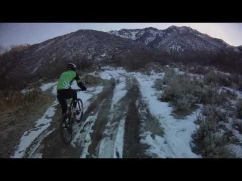 2011 Frozen Hog Mountain Bike Race