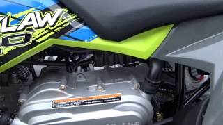 3. Quick look at 2017 Polaris Outlaw 110 Youth ATV
