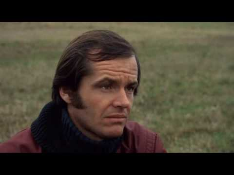 "Jack Nicholson: Five Easy Pieces (""life You Don't Approve"") Monologue"