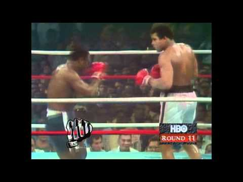 muhammad ali vs. joe frazier - iii - highlights