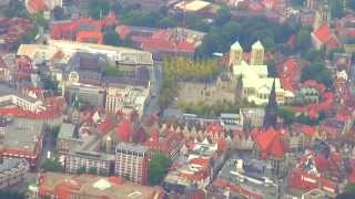 Münster von oben