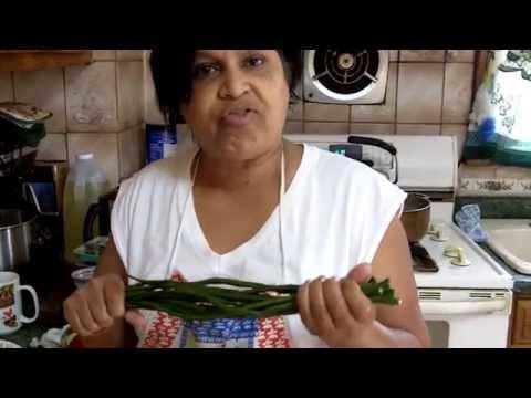 Caribbean Recipe: How to Make a Stir Fry Shrimp with Long Beans and Potatoes – Bora