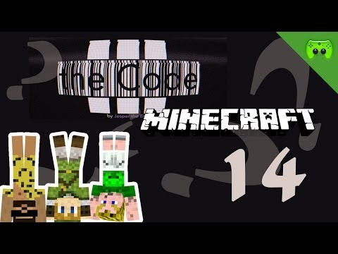 MINECRAFT Adventure Map # 14 - The Code Version 3 «» Let's Play Minecraft Together | HD
