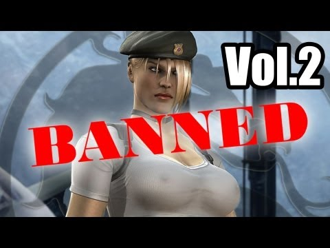 Top 5 - Banned or censored games (volume 2) (видео)