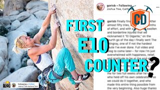 Desperate Classic Finger Crack...E10 Counter Controversy? | Climbing Daily Ep.1609 by EpicTV Climbing Daily