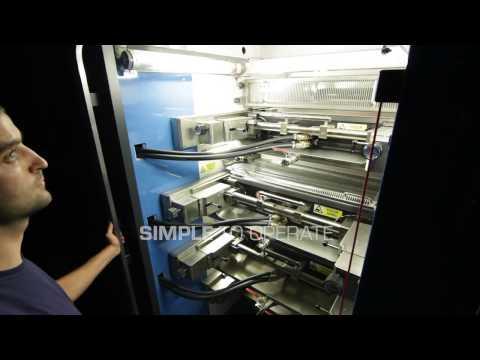 Flexographic printing press OPTIMA