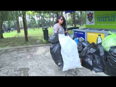 Juventud con conciencia ecológica