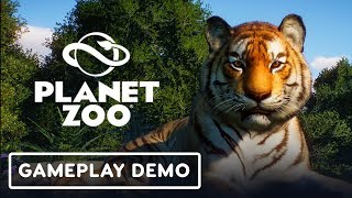 Planet Zoo: The Spiritual Successor to Zoo Tycoon - Gamescom 2019 by IGN