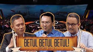 Video BETUL BETUL BETUL - 3 Cagub Jakarta Nyanyi! MP3, 3GP, MP4, WEBM, AVI, FLV September 2018