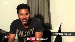 Prabhu Dheva invites you to watch the trailer of R...Rajkumar