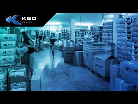 Производство шлемов KED в Германии