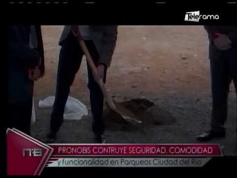 Pronobis construye seguridad, comodidad y funcionamiento en parqueos Ciudad del Río