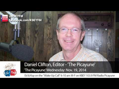 'The Picayune' Wednesday with Daniel Clifton | KBEY 103.9 FM