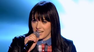 The Voice UK 2014 Blind Auditions Christina Marie ' I Have Nothing' FULL