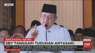 Video FULL! Breaking News: SBY Tanggapi Tudingan Antasari Azhar MP3, 3GP, MP4, WEBM, AVI, FLV Juli 2018