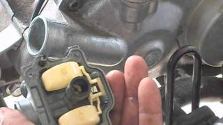 1. suzuki 80 carb cleaning