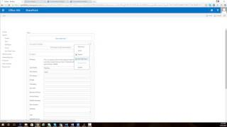 This video walks you through implementing the script found on my blog at:  http://www.paitgroup.com/set-lookup-fields-in-edit-forms-for-large-lists-in-sharepoint/This script makes it possible to set the values of lookup field in your SharePoint forms that are lookup fields to large lists. This script works in SharePoint 2013 with JSON Light support, SharePoint 2013, and Office 365