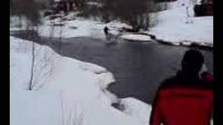 4. Polaris on water