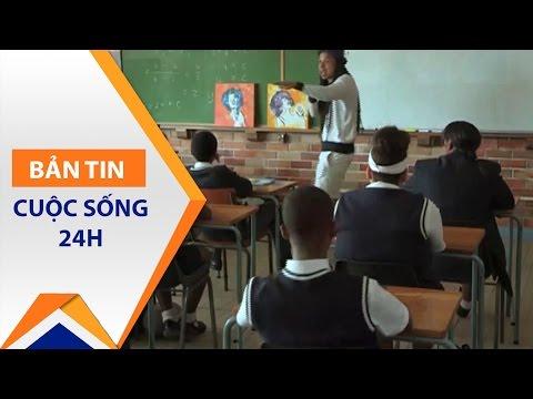 Gặp gỡ thầy giáo dạy toán bằng… Hip-Hop | VTC - Thời lượng: 107 giây.