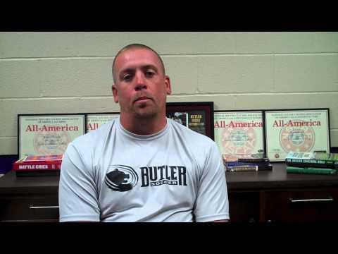 Soccer: Coach Adam Hunter talks about opening weekend at Iowa Western