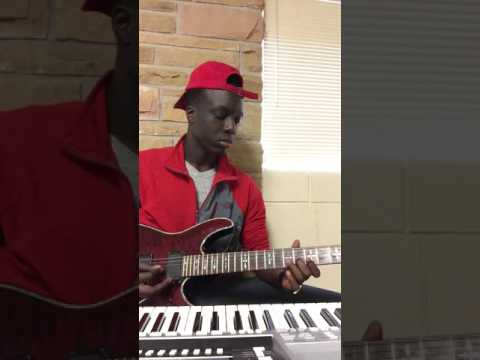 African Music  African Guitar - Freestyle On Guitar