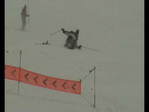 Funny Ski blooper Wintersport Glenn