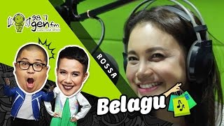 Video Rossa Mesen Baju Sambil Nyanyi di #BELAGU (Belanja Lewat Lagu) MP3, 3GP, MP4, WEBM, AVI, FLV Oktober 2018