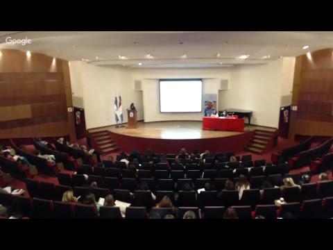 Conferencia Dra. Rosemberg