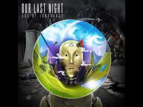 Our Last Night - A Sun That Never Sets lyrics