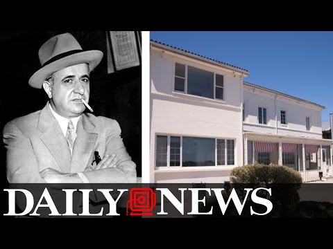 New Jersey Mansion Owned By Mafia Kingpin Albert Anastasia Auctioned In June