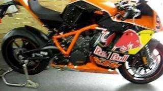 8. 2010 Ktm 1190 RC8 R Red Bull Limited Edition