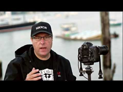 Scott Kelby Shows you how to shoot Long exposures