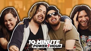 Watch Your Mouth (ft. Suzy and Ryan) - Ten Minute Power Hour