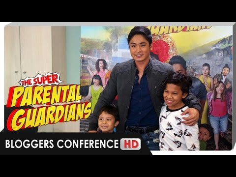 [FULL] Coco Martin Bloggers Conference | 'The Super Parental Guardians'