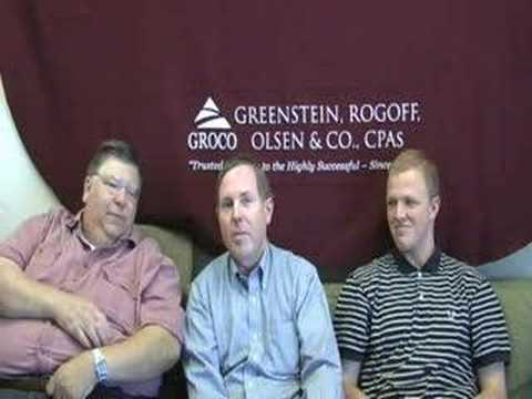Steve, the GROCO Accounting Joke Teller