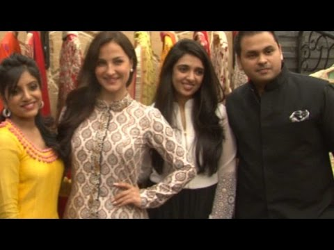 Hot Or Not: Elli Avram, Gauahar Khan At A Launch