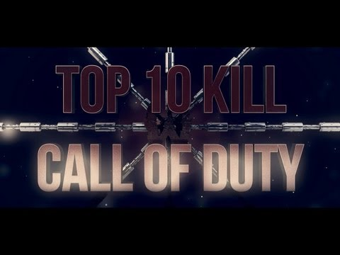 Top 10 Kill Black Ops 2 | Episode 6 - Réaction