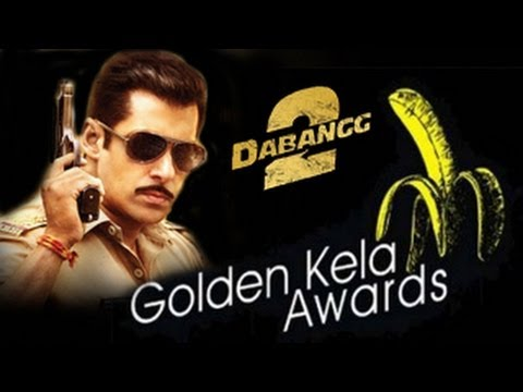 Dabangg 2 NOMINATED for WORST FILM of 2012 in Annu